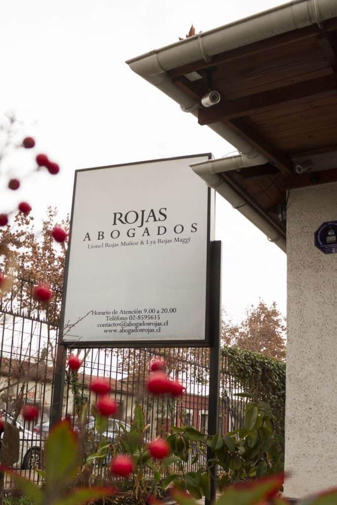 Oficina de abogados en San Bernardo Santiago