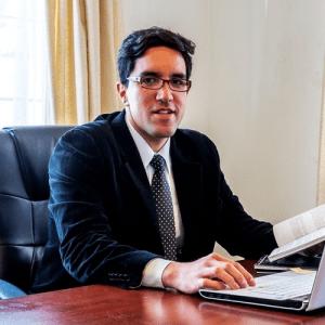 Raul Rojas Asesor jurídico