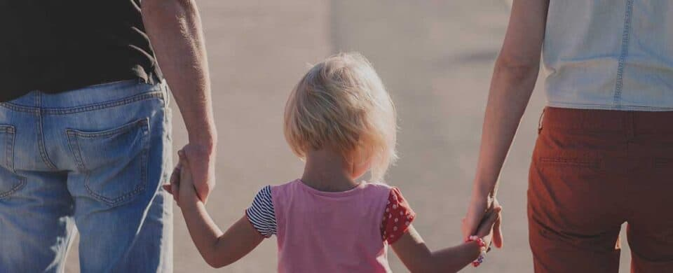 familias ante el divorcio: tuicion compartida